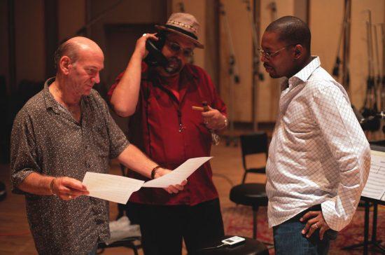 Saxophone Summit, L-R: David Liebman, Joe Lovano and Ravi Coltrane image 0