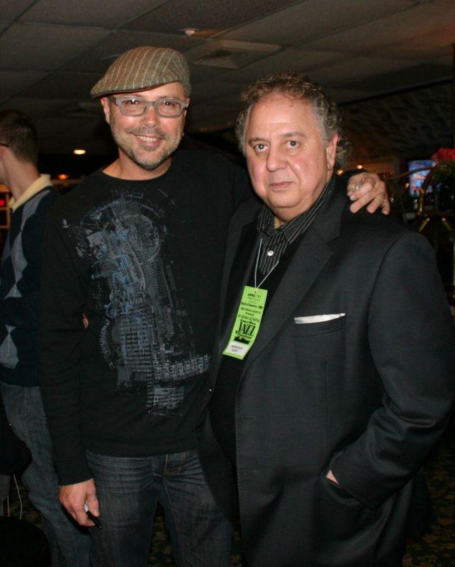 John Beasley and Joseph Donofrio at the 2011 Cape May Jazz Festival