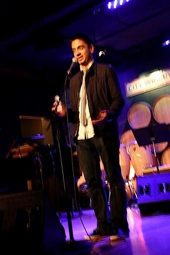 Vijay Iyer at JJA awards in NYC