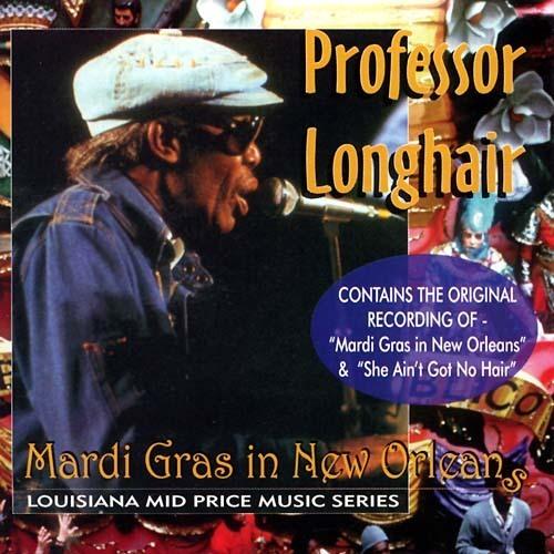 Professor Longhair album cover