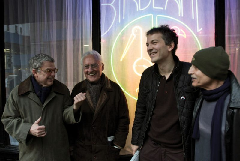 Charlie Haden, Lee Konitz, Brad Mehldau and Paul Motian