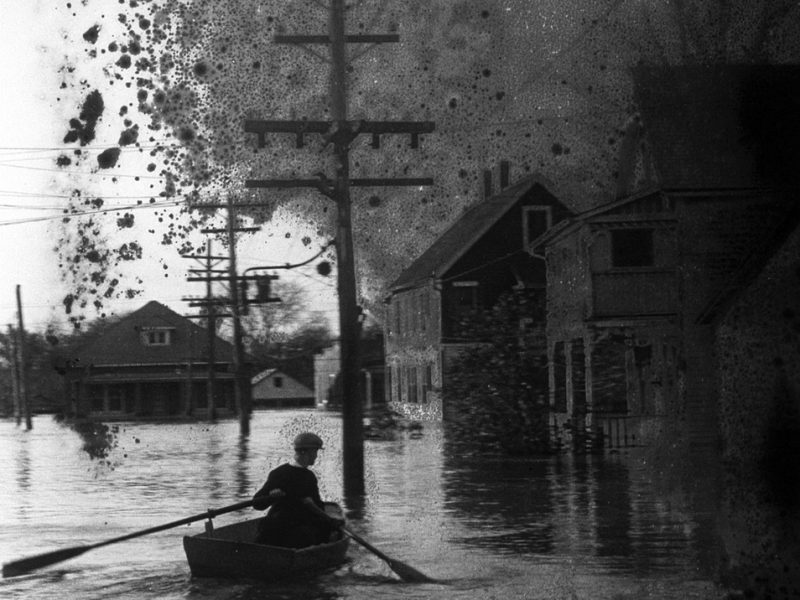 Still from The Great Flood