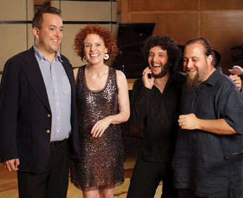 Bill McHenry, Lynne Arriale, Omer Avital and Anthony Pinciotti