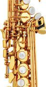 Yamaha's YSS-8ZZR Soprano Saxophone image 0