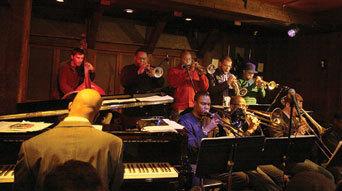 Orrin Evans and Captain Black Big Band