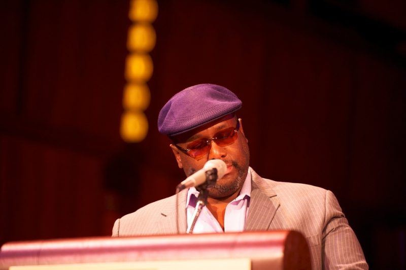 """Wendell Pierce narrates """"A Night in Treme"""""""