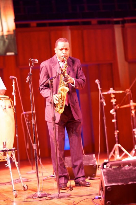 """Donald Harrison Jr. at """"A Night in Treme"""""""