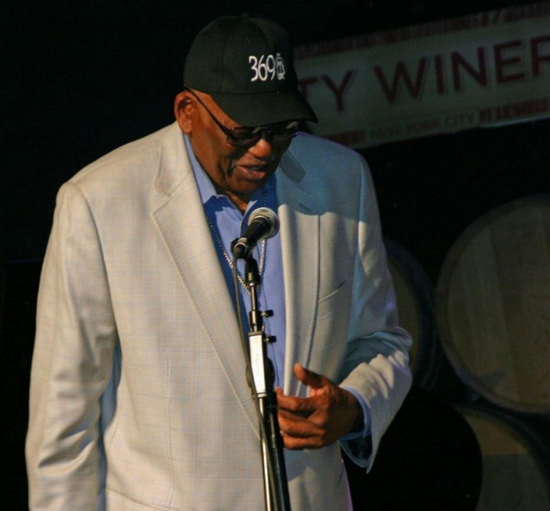 Randy Weston at the JJA awards ceremony on June 11, 20011 at City Winery in NYC