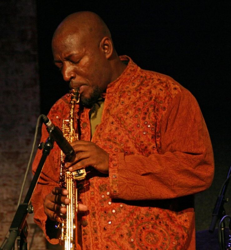 Antoine Roney performing at the JJA awards ceremony on June 11, 20011 at City Winery in NYC