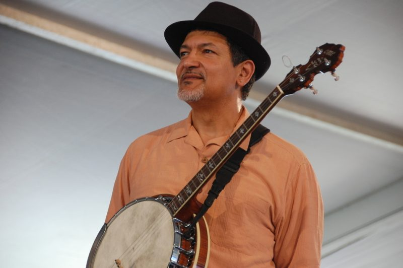 Don Vappie at the 2011 New Orleans Jazz & Heritage Festival