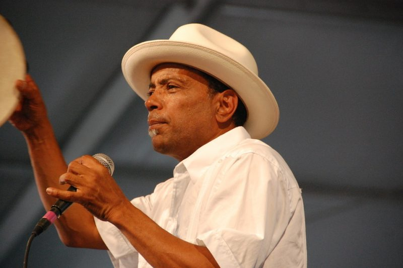 John Boutte at the 2011 New Orleans Jazz & Heritage Festival