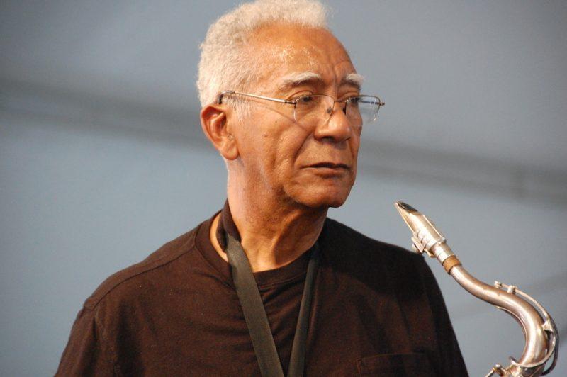 Kidd Jordan  at the 2011 New Orleans Jazz & Heritage Festival