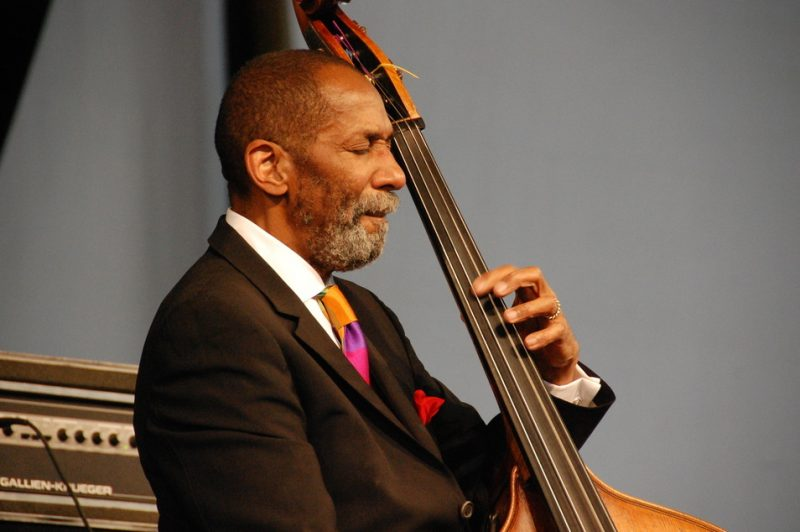 Ron Carter at the 2011 New Orleans Jazz & Heritage Festival