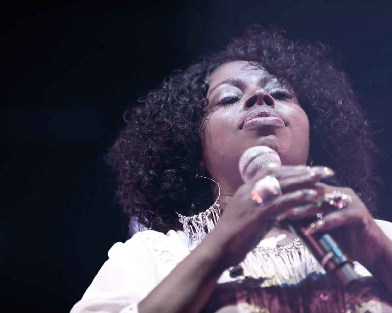 Angie Stone at The Hague Jazz 2011