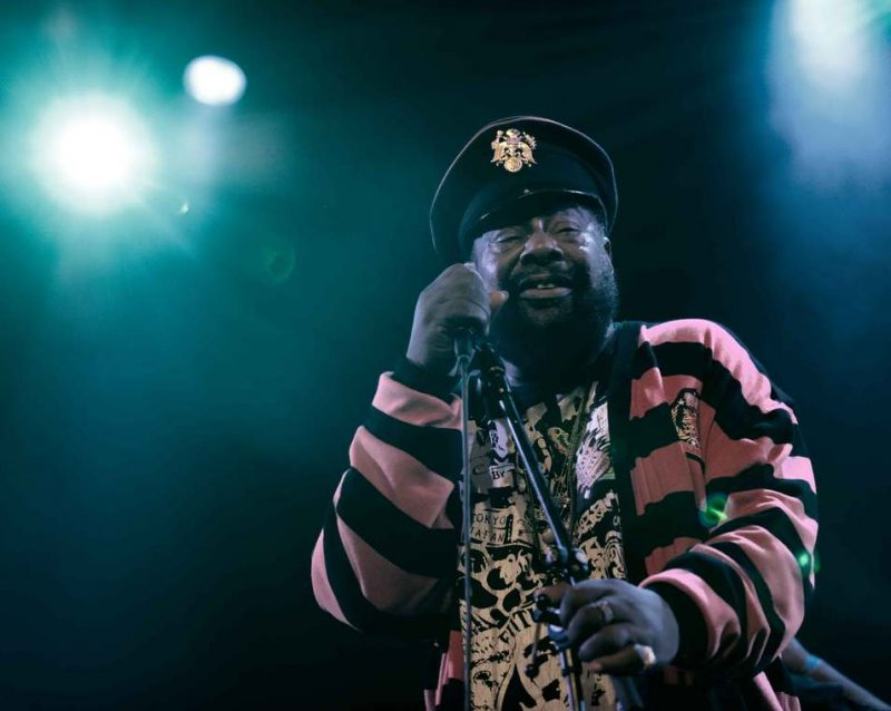 George Clinton at The Hague Jazz 2011