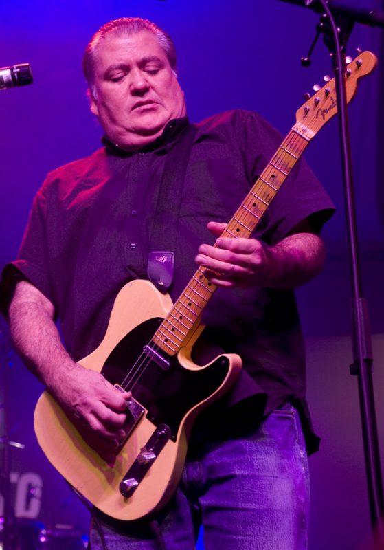 David Hildago of Los Lobos in performance at 2011 TD Toronto Jazz Festival