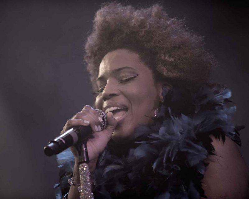 Macy Gray at The Hague Jazz 2011