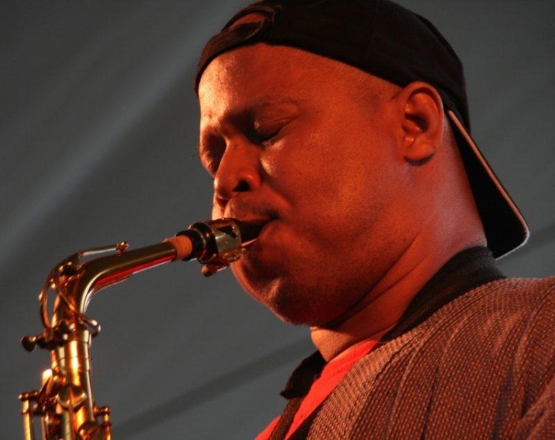 Steve Coleman at the 2011 Newport Jazz Festival