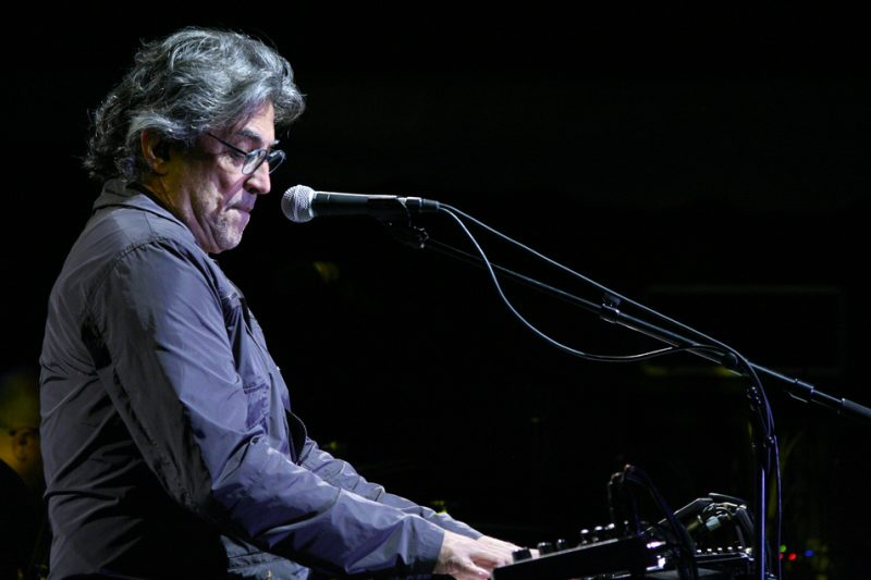 Ivan Lins in performance at the 2011 Detroit Jazz Festival