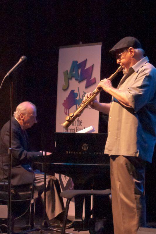 Dick Hyman and Ira Sullivan