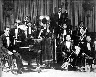 Duke Ellington and the Cotton Club Orchestra, 1927
