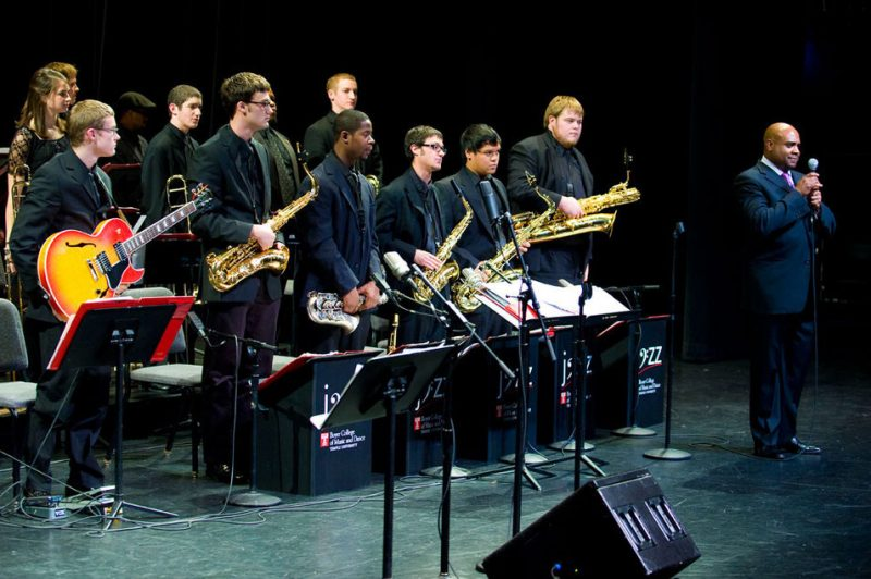 Terell Stafford and the Temple University Jazz Band