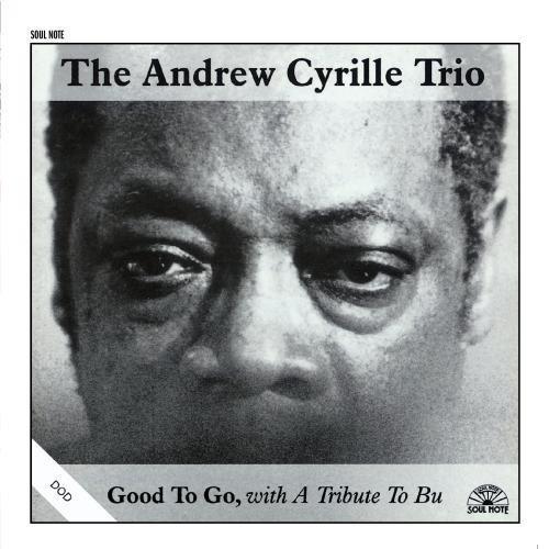 Andrew Cyrille album cover