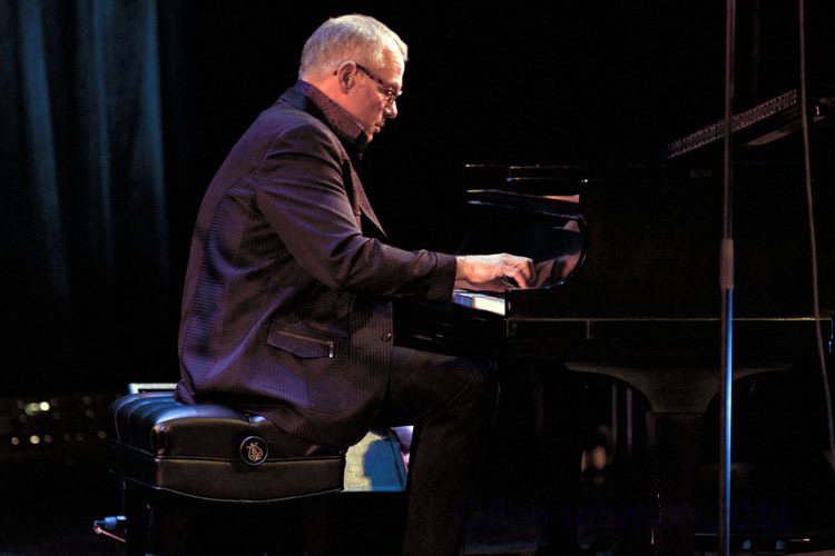 Laurence Hobgood performing with Kurt Elling at Montgomery County Community College