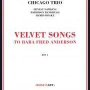 Chicago Trio Velvet Songs cover image 0