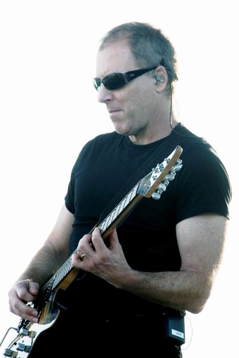 The Rippingtons' leader, guitarist Russ Freeman, at the 2012 Punta Gorda Wine & Jazz