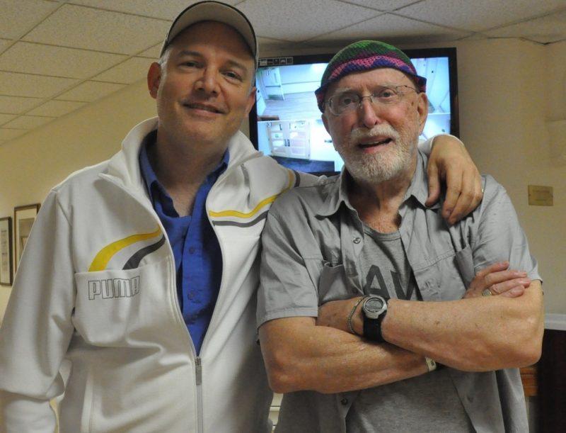 Jean-Pierre Leduc and Mark Murphy
