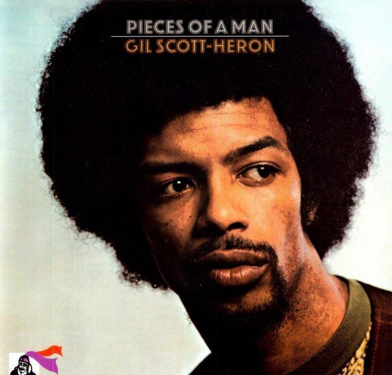 "Gil Scott-Heron's ""Pieces of a Man,"" 1971"