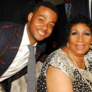 Kris Bowers and Aretha Franklin image 0