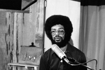 Gil Scott-Heron, late 1970s