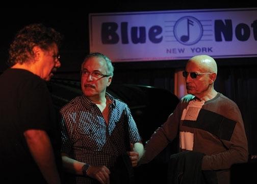Chick Corea, Eddie Gomez, Paul Motian, NYC, May 2010