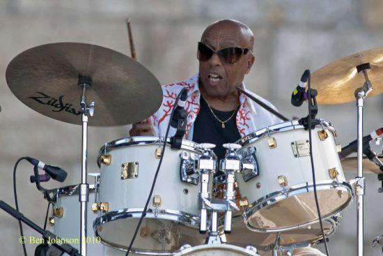 Roy Haynes at CareFusion Newport Jazz Festival image 0