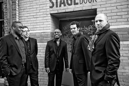 Metta Quintet: David Bryant, Joshua Ginsburg, Marcus Strickland, Greg Ward, Hans Schuman