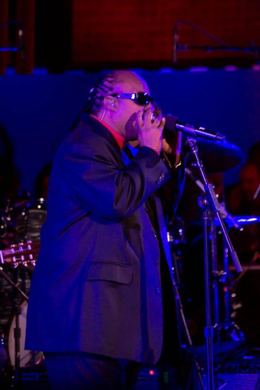 Stevie Wonder, International Jazz Day, UN, NYC, 4-12