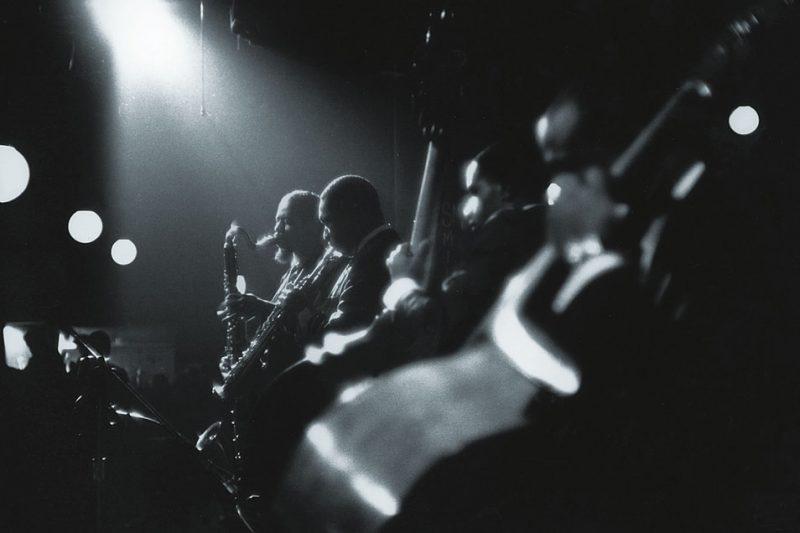John Coltrane with Eric Dolphy, Reggie Workman and Art Davis, The Village Gate, New York, NY 1961