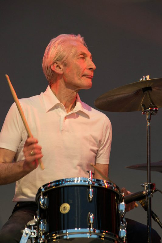 Charlie Watts, Lincoln Center 2012
