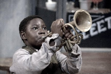 Anthony Coleman as Louis Armstrong in 'Louis the Movie'