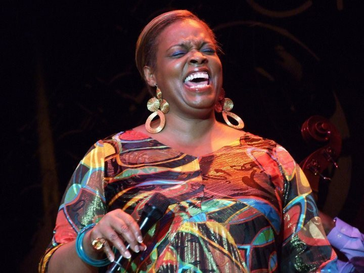 Dianne Reeves, Chicago Jazz Festival 2012