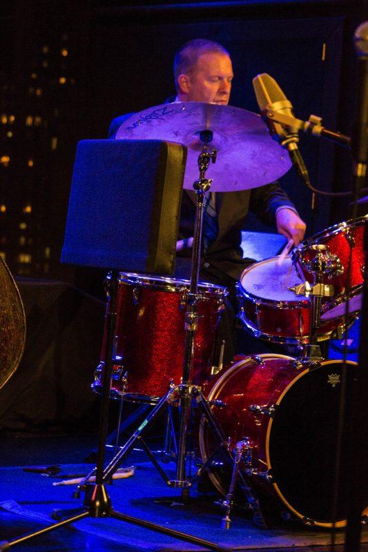 Joe Farnsworth, Dizzy's, NYC 9-12