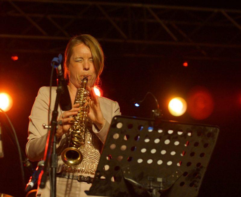 Tineke Postma, Standard Bank Joy of Jazz Festival, Johannesburg 2012