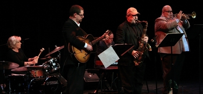 The Dan Miller-Lew Del Gatto Quintet