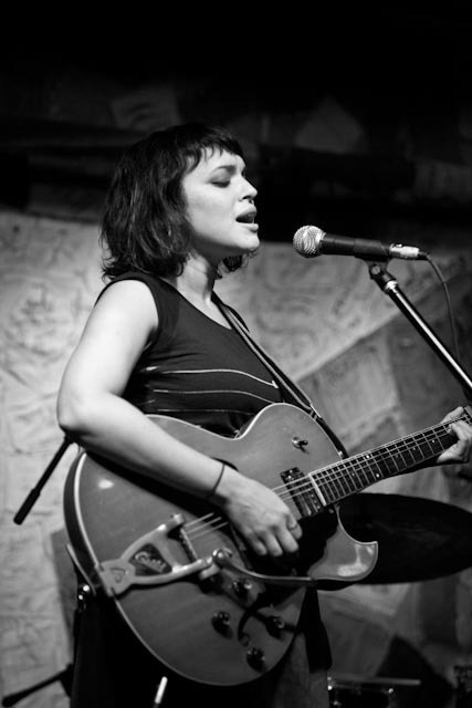Norah Jones, Hill Country, NYC, 11-12