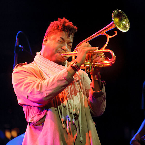 Christian Scott, Barcelona Jazz Festival 2012