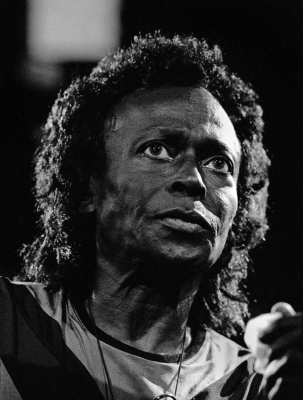 Miles Davis photo by Herman Leonard