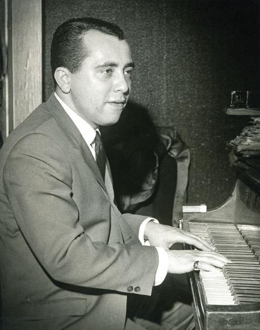 Eddie Palmieri, 1960s (Photo courtesy of Eddie Palmieri)