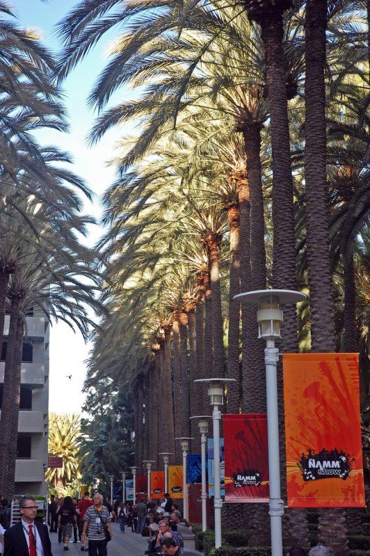 NAMM 2011 hits the Anaheim Convention Center